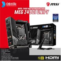 Motherboard MSI MEG Z490I UNIFY - MB MSI MEG Z490 I UNIFY