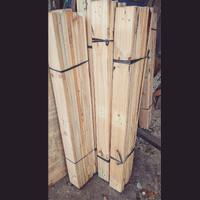 kayu jatibelanda / papan kayu ukuran 100x10x1,7cm