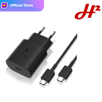 Samsung Original Charger 25W Super Fast Charging Type C to Type C