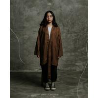 outerwear wanita EUNOIA CINNAMON by KILLI INDONESIA