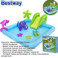kolam renang anak jumbo bestway aquarium play pool