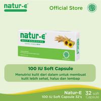 Natur-E 100 IU Soft capsule 32's