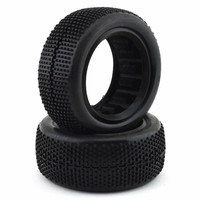 Raw Speed RC SuperMini 2.2 1/10 4WD Front Buggy Tires (2) (Soft)