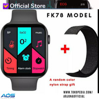 Smartwatch IWO FK78 Amoled Series 6 model apple watch upgrade w46