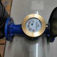 Meteran Air LM 11/2(inch) flow meter / water meter /pengukur arus Air