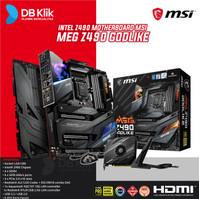 Motherboard MSI MEG Z490 GODLIKE - MB MSI MEG Z 490 Godlike