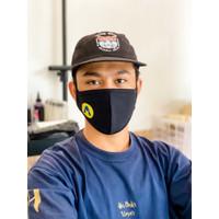 Masker Kain 3 Lapis Stylish Bahan Lembut dan Adem