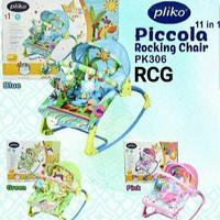 Bouncer Pliko Baby Rocker Chair Piccola PK 306 11 in 1 Kursi goyang