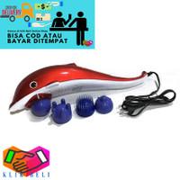 Alat Pijat Elektrik Dolphin Infrared Massager