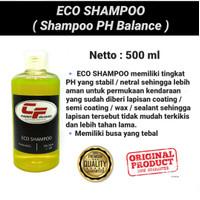 Eco Shampoo 500ml Shampo Mobil PH Balance Original Coating Factory