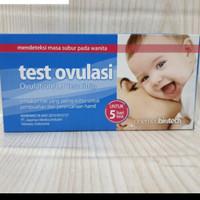 test kesuburan/test ovulasi (ovulation/ LH test strip onemed)