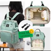 Tas Susu Perlengkapan Bayi - Diaper Bag Backpack Mommy Model Anello