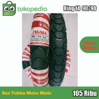 Ban Motor Zigma Matic Ring 14 90/90