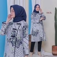 Baju Atasan Wanita / Tunik Batik Muslimah