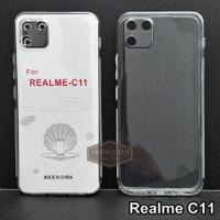 Case Realme C11 PREMIUM CLEAR SOFT CASE Bening Transparan Casing