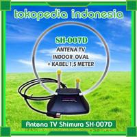 Antena TV Indoor Shimura SH-007D Antenna Dalam Televisi Tabung LED LCD