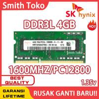 [BARU] RAM / MEMORY hynix SODIMM laptop DDR3l 4GB 1600/12800 4G sodim