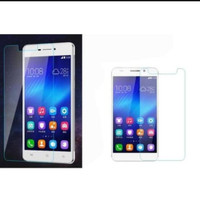 Universal 6.8 Inch Tempered Glass Clear Anti Gores Kac