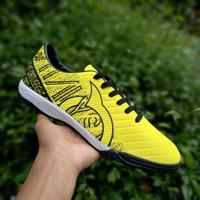 Sepatu Futsal Ortuseight Catalyst Chypher Yellow Black - Yellow Black, 39