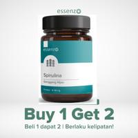 Essenzo Spirulina 60x400mg -Sumber anti-oksidan