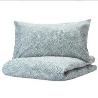Ikea Sarung quilt 200 x 200 dan 2 sarung bantal