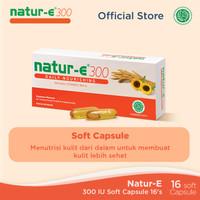 Natur-E 300 IU Soft capsule 16's