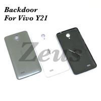 Backdoor Tutupan Baterai Back Casing Housing Vivo Y21