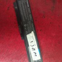 baterai laptop toshiba c600 original 1jam