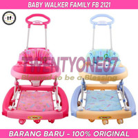 Baby Walker Family Car Stir Ayun FB-2121 Murah