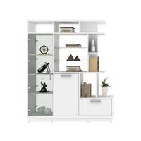 Kabinet penyekat ruangan-Divider 2 muka-MADRID DV150-Molek_Furniture