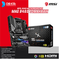 Motherboard MSI MAG B460 TOMAHAWK - MB MSI B460 Tomahawk