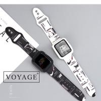 Strap Rubber NIKE Air Jordan apple watch 38mm 42mm iwatch 5 1 silicon