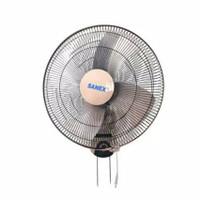 Kipas Angin Dinding Sanex 18 inch - Wall Fan Sanex Baling -Baling Besi