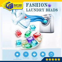 Sabun Jelly Laundry Beads Ball Deterjen Cuci Baju Liquid Anti Septik