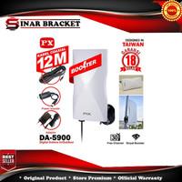 Antena/Antene TV PX DA-5900 Kabel 12M Booster Indoor-Outdoor