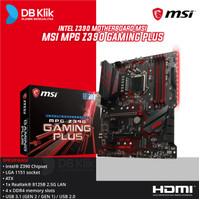 Motherboard MSI MPG Z390 Gaming Plus - MB MSI MPG Z 390 Gaming+
