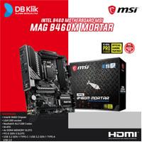 Motherboard MSI MAG B460M MORTAR - MB MSI B460 M Mortar