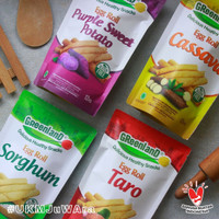 Paket 4 - Snack Gluten Free All Varian (Pouch) - Pawon Narasa