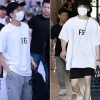 Kaos T-shirt BTS FG SUGA