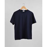 Eden Plain T-Shirt in Navy
