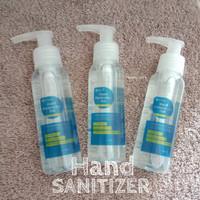 Hand sanitizer 2 in 1 100 ml