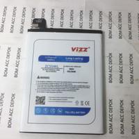 Baterai Vizz Asus Zenfone 4max pro ZC554KL 4850Mah