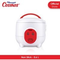 Rice Cooker Mini Cosmos CRJ 1001 N 0,6 Liter Magic Com Cosmos 1001 N