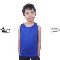 Baju Kaos Anak Tank Top Anak Kutung Lekbong Anak Mueeza Kids