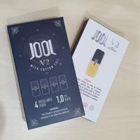 JOOL V2 EMPTY CARTRIDGE PODS FOR JUUL
