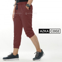 Celana Training Short Pants AZKA - M