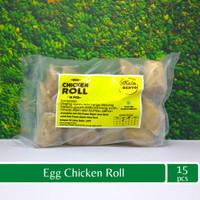 Egg Chicken Roll Isi 15 Kaia Bento Frozen Homemade