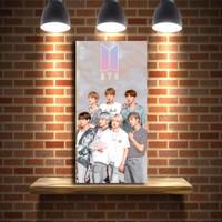 Wall Decor Pajangan Hiasan Dinding Pop Art BTS Murah Berkualitas BTS03