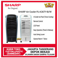 AIR COOLER SHARP PJ-A36TY *Free ongkir khusus jabodetabek*