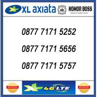 NOMOR CANTIK XL 4G 0877 7171 5757 5656 5252